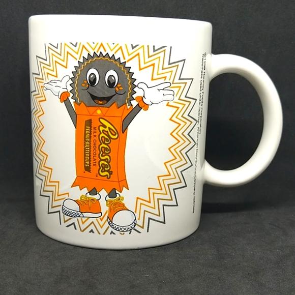 1999 Hersheys Reeses Peanut Buttercups coffee mug